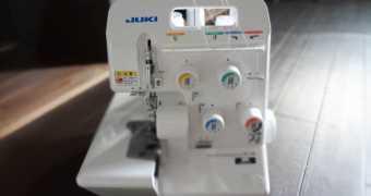 JUKI RS-20 ロックミシンの口コミ評価